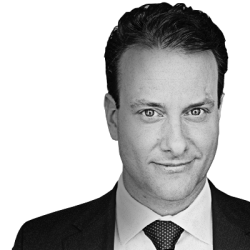 Dr. Greg Wells profile pic black & white