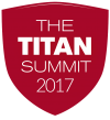 The Titan Summit 2017 Shield
